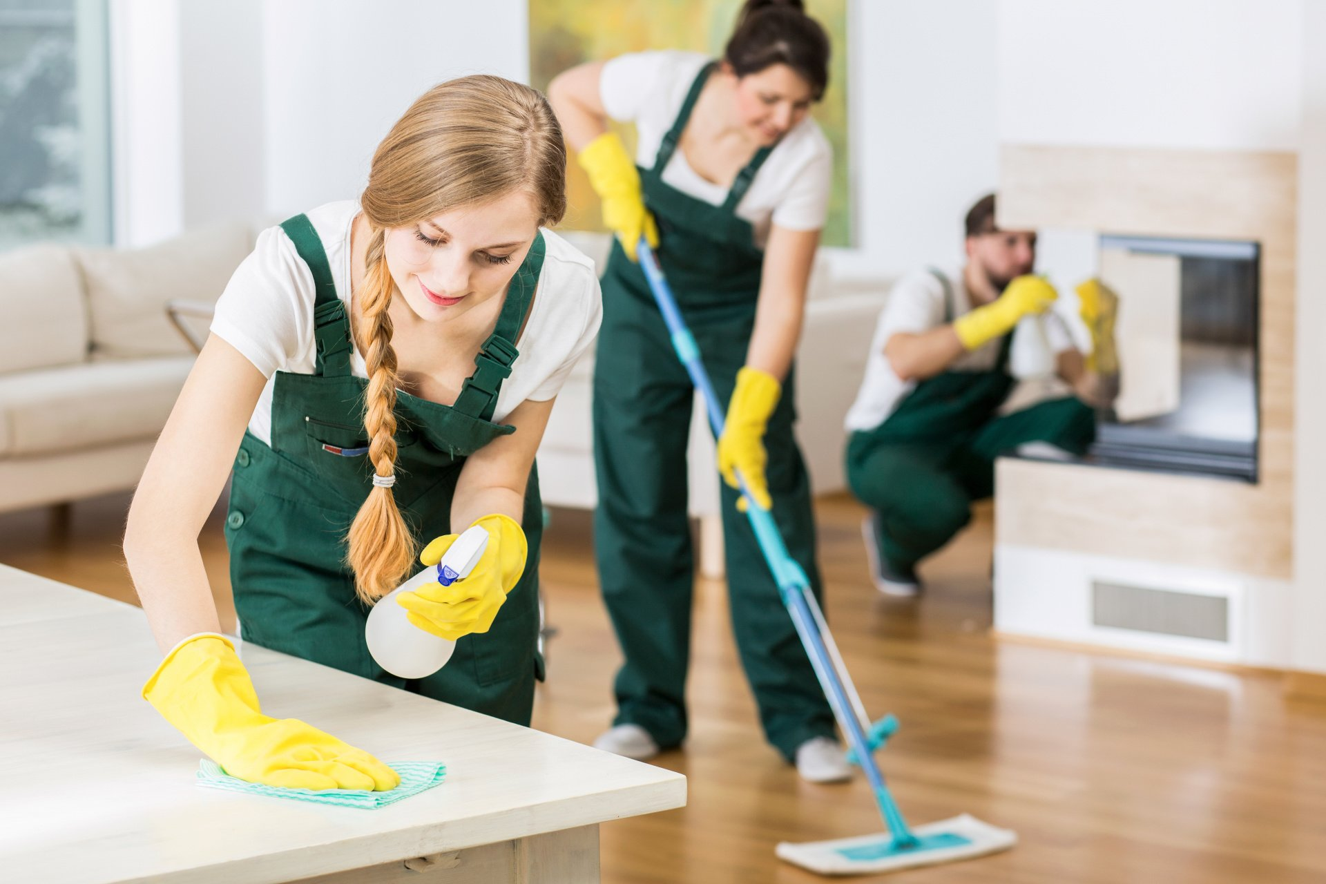 Find Some Help For Your Cleaning Chores